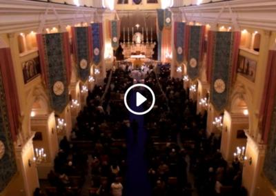 Notte della Madonna – Convento Francescano Cava de' Tirreni