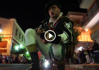 Raduno internazionale dei cortei storici a Gravina