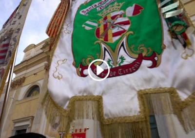 Benedizione dei Trombonieri 2016 – Cava de' Tirreni