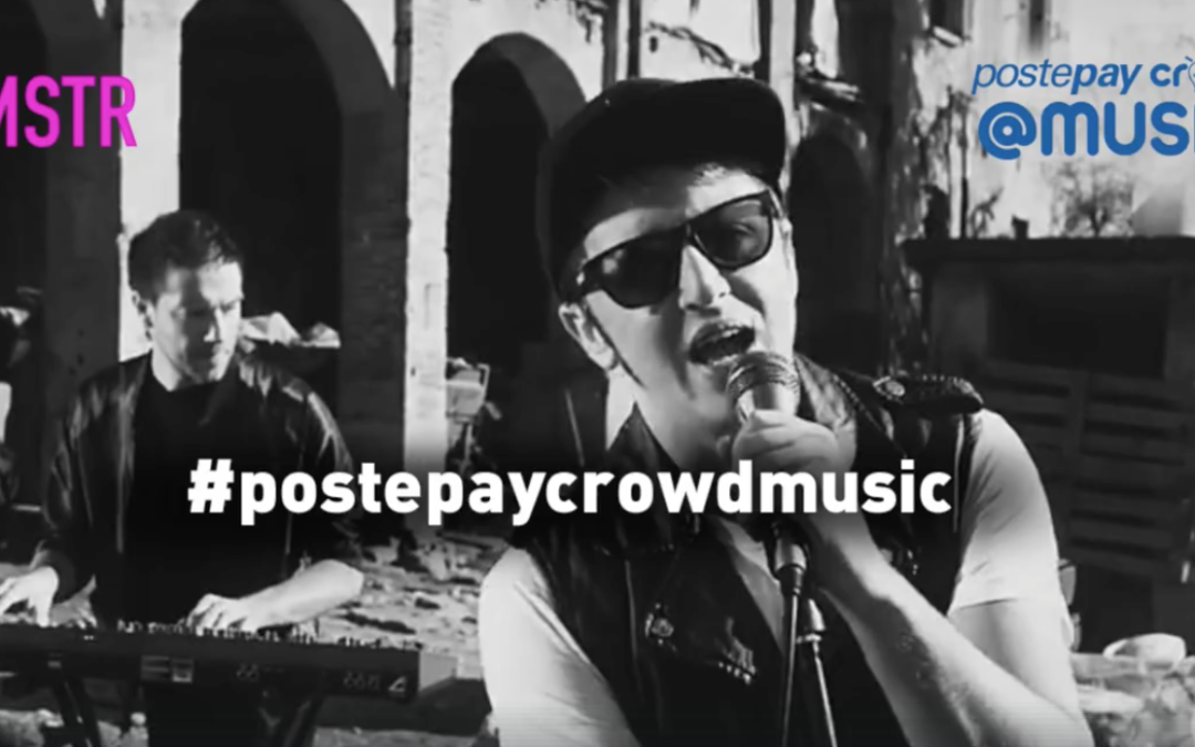 Progetto EPPELA – #PostepayCrowdMusic